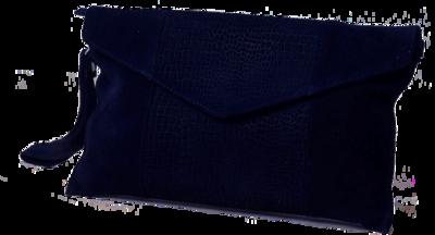 Merkloos Donkerblauw 512